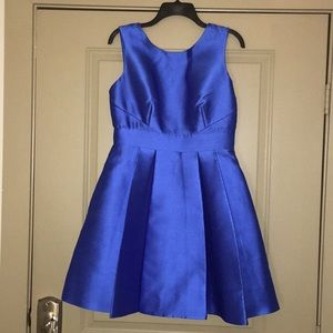 New Kate Spade open back mini dress (with tags)